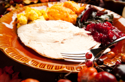 Traditional Thanksgiving foods have a lot to offer in terms of nutrition. From turkey and sweet potatoes to cranberries and pumkin pie, take a look at the balance of nutrients this colorful meal has to offer.