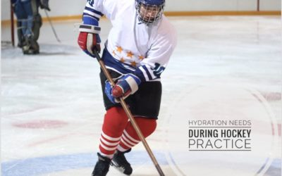 Healthy Hydration During Hockey Practice