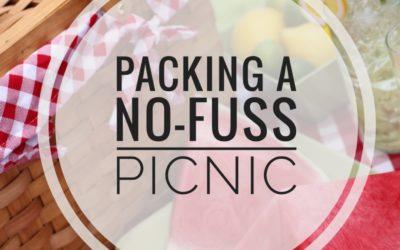 Packing a No-Fuss Picnic