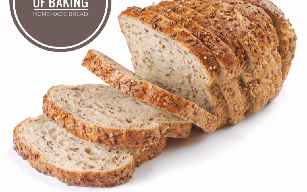 Benefits of Baking Homemade Bread