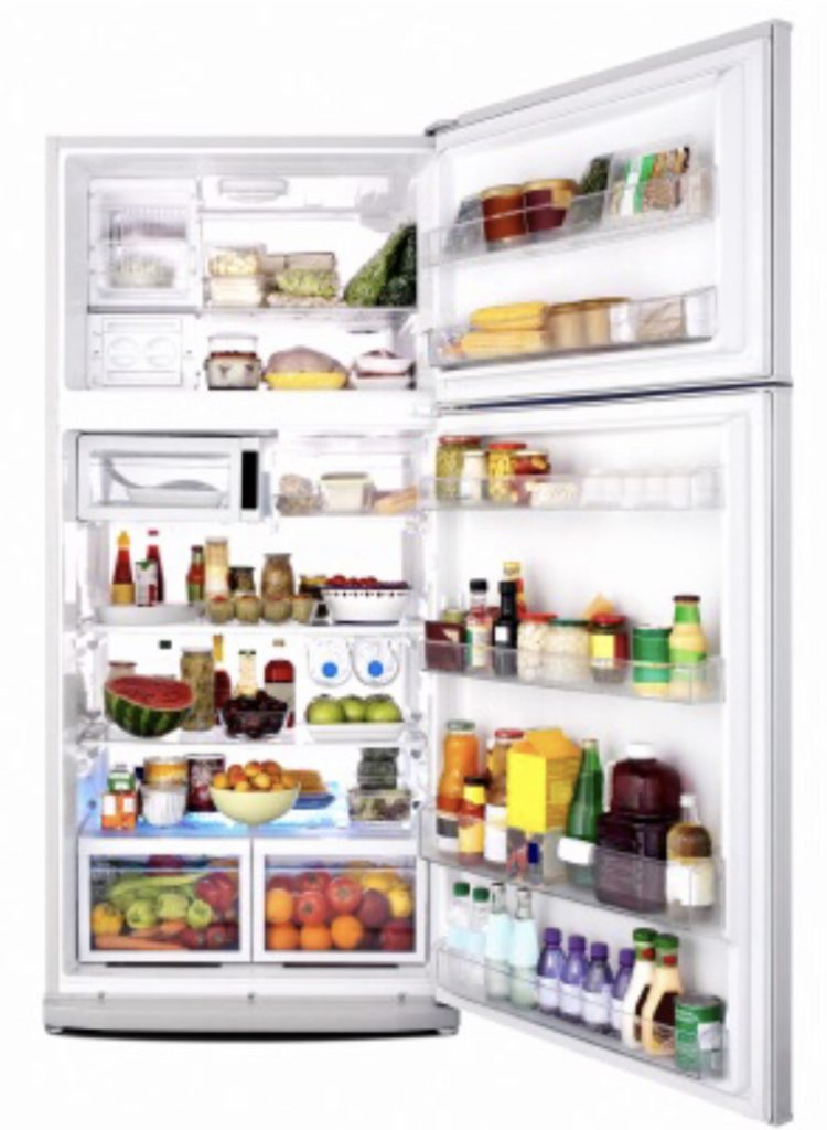 A clean, safe refrigerator plays a role in keeping your food safe. Make sure yours isn't making you sick by following these tips to maintain a responsible refrigerator.