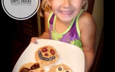 5 Healthy, Simple Snacks to Make with Kids