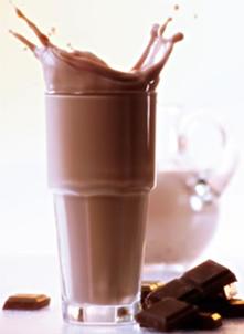 Chocolate Milk: An Athlete's Best Friend