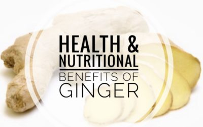 Ginger: More than Just a Spice