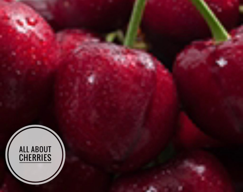 All about cherries - the nutrition, health and performance benefits, including the calories and sugars in a serving. Plus how to select, store and enjoy sweet and tart cherries.