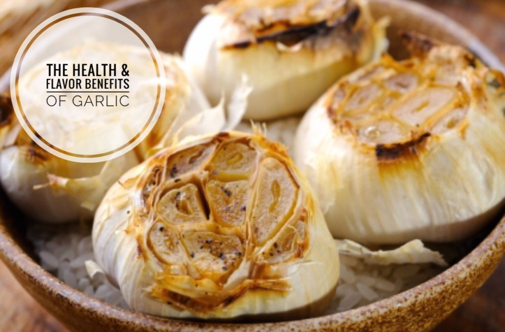 The Health and Flavor Benefits of Garlic