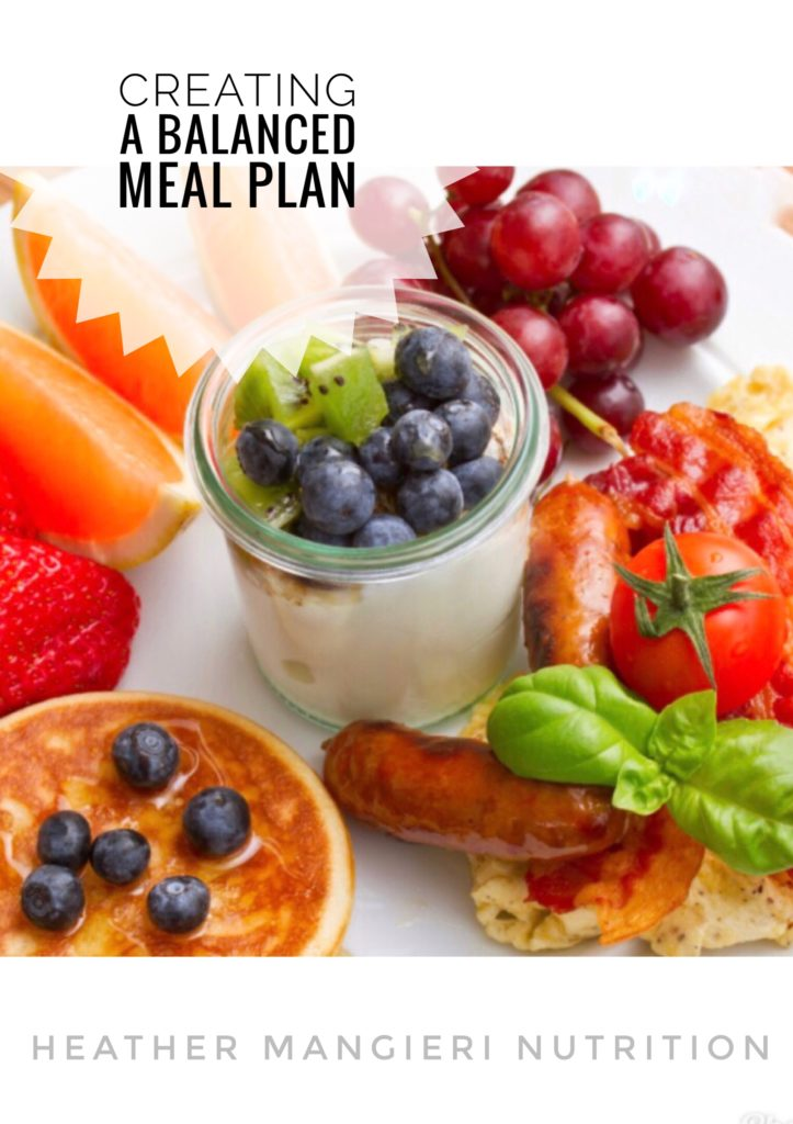 Eating a balanced diet is key to being well-nourished, feeling fantastic and maintaining a healthy body weight – for life. Learn how to build a balanced meal plan