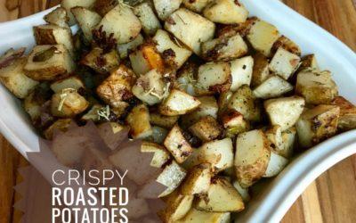 Simply Seasoned Roasted Potatoes
