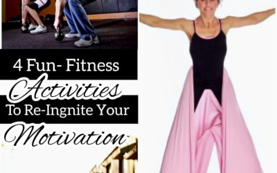 4 Fun Fitness Activities To Re-ignite Your Motivation