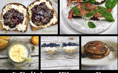 Five Delicous Ways to Eat Cottage Cheese