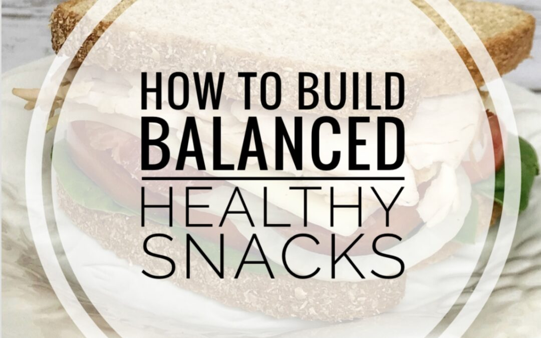 What Does A Healthy Snack Look Like?