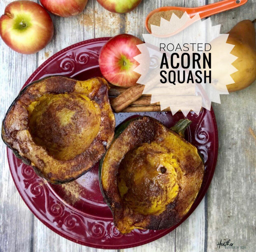 How To Make Roasted Acorn Squash