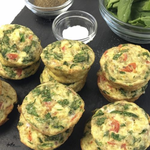 Easy Turkey and Sausage Egg Muffins