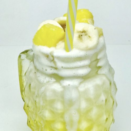 Learn the calories and nutrition information for thisPineapple Banana Protein Smoothie