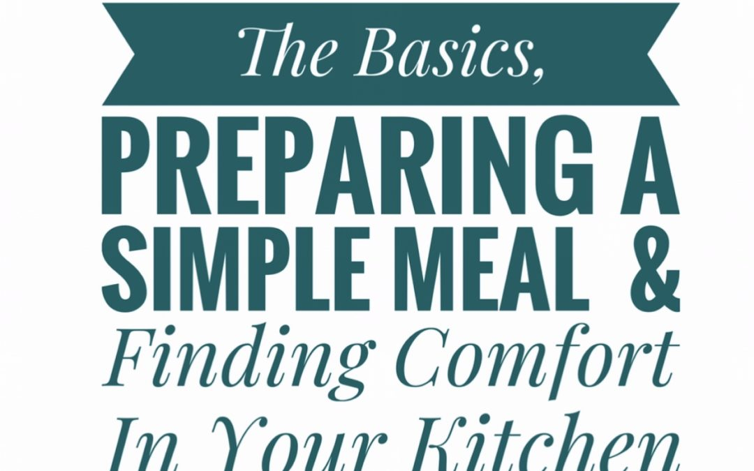 Preparing a home-cooked meal requires more than just buying and preparing food – you need to understand how to read a recipes, and become familiar with basic appliances, cookware, utensils and more. Gain confidence in your kitchen and learn to prepare a basic homecooked meal by following the simple steps in this post