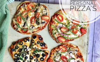 Perfectly Portioned Pizza