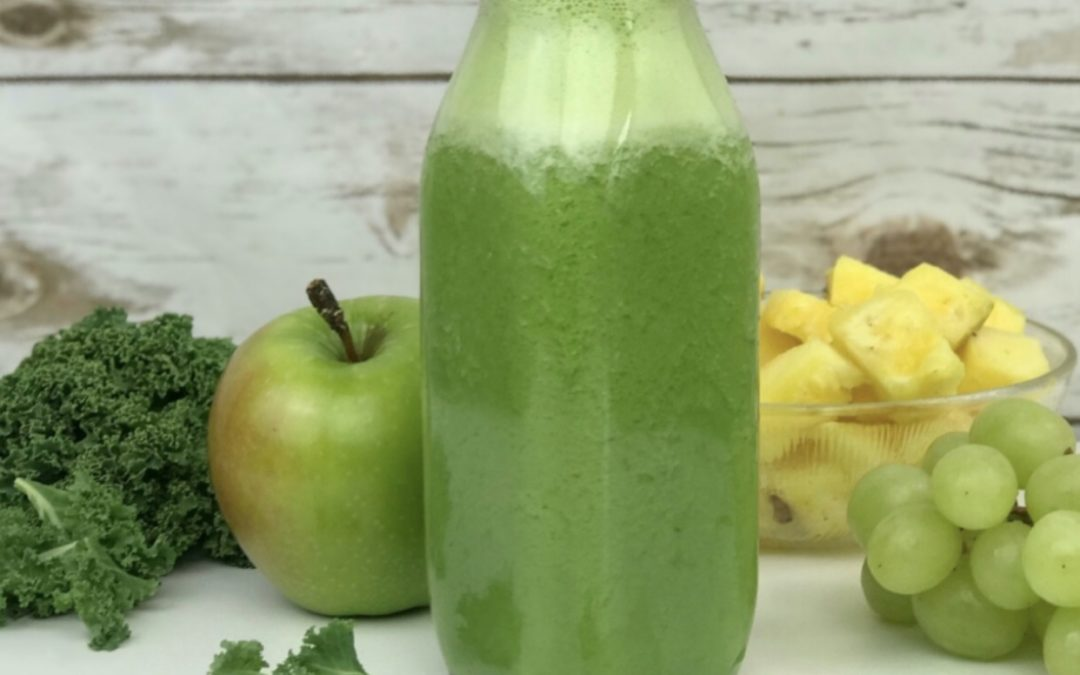 Green Juice Power Smoothie