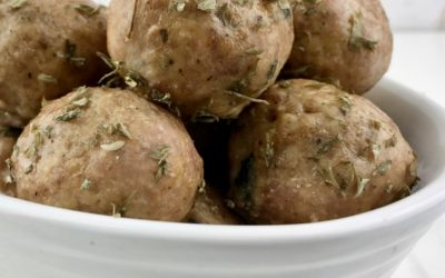 Basic Turkey Meatballs Recipe and 10 Ways To Eat Them
