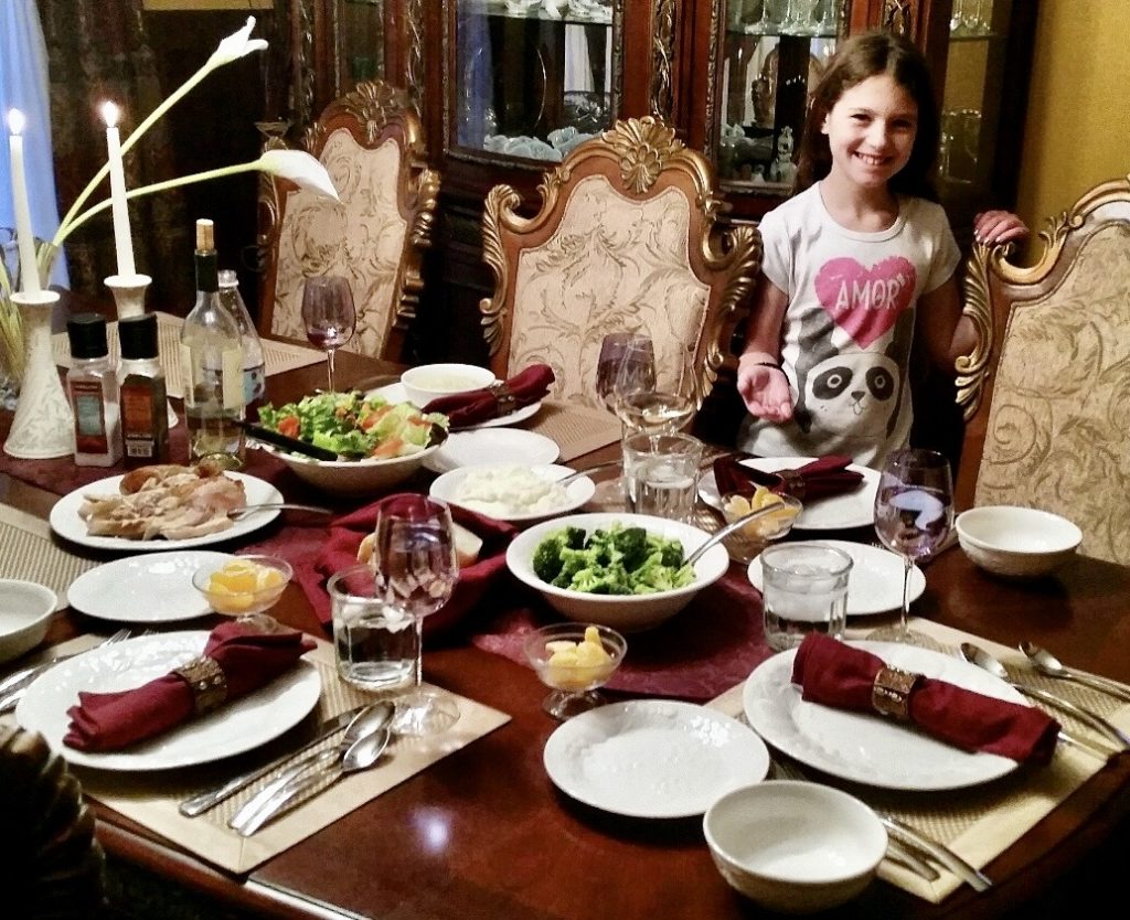 You don't need a fancy restaurant to have an elegant, candle-lit family meal – you can create the experience to your own dining room. Here's how to transform a typical family dinner into a fancy, fun event that everyone will remember for years to come