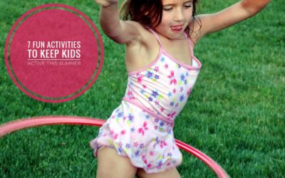 Keep Kids Active With One Of These Summer Activities
