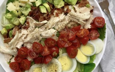 Modified Healthy Cobb Salad