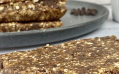 No Bake, Chocolate Peanut Butter Bars