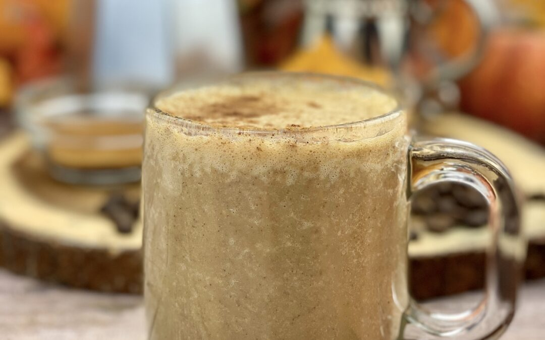 Pumpkin Spice Protein Latte