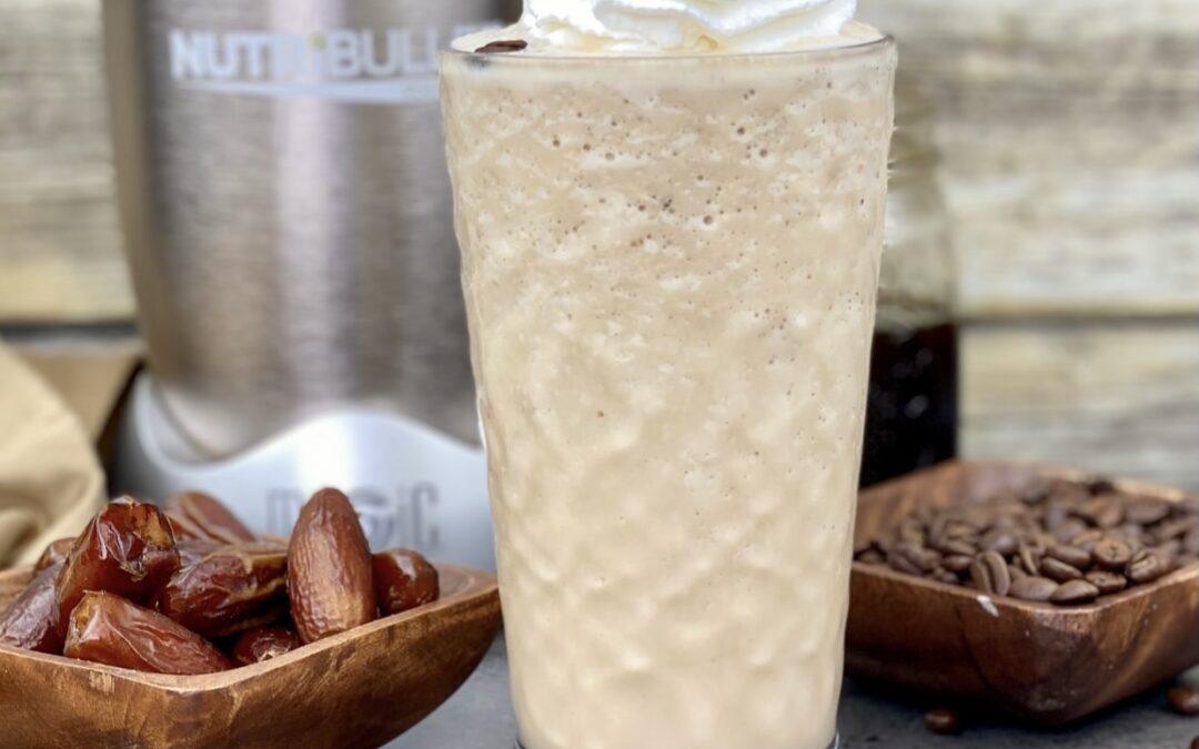 Creamy, Coffee Protein Smoothie