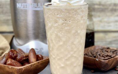 Creamy, Coffee Protein Smoothie